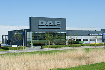 Business park Medel - Location DAF