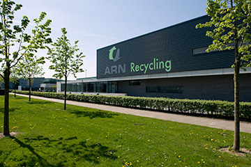 Business Park Medel – Location ARN Recycling