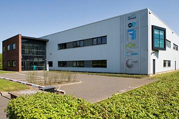 Bedrijvenpark Medel - Locatie van Amerongen