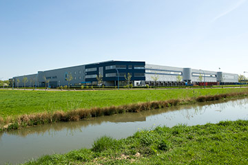 Business Park Medel – Location Kuehne Nagel