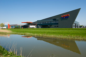 Bedrijvenpark Medel - Locatie Dijkhuizen