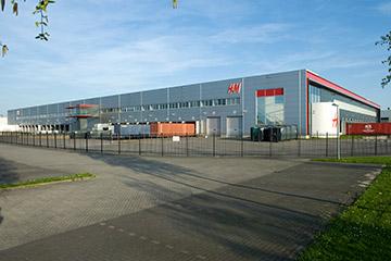 Bedrijvenpark Medel - Locatie H&M