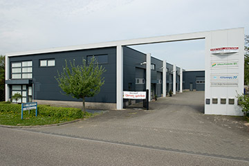 Business Park Medel – Location ACB Rioolreiniging