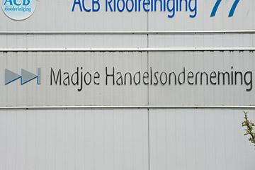 Bedrijvenpark Medel - Madjoe Handelsonderneming