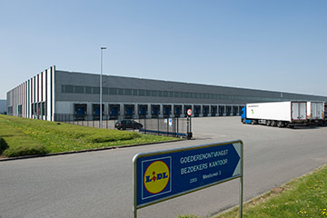 Business Park Medel – Location Lidl