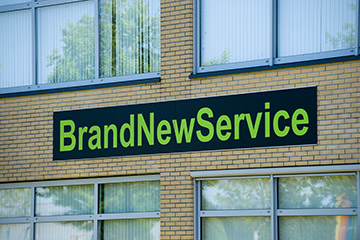 Gewerbepark Medel – Standort Brand New Service