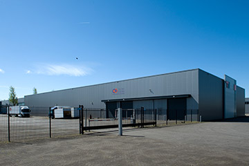 Business Park Medel - Location Van Oort