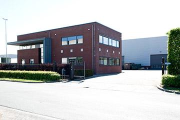 Gewerbepark Medel - Van Vulpen